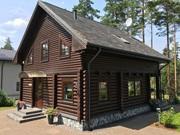 Уютный дом в Латвии